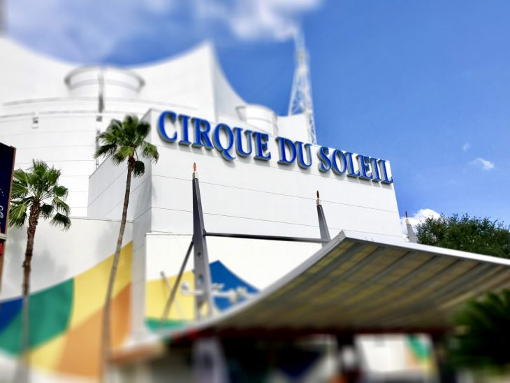 LaNouba DisneySprings Cirque du Soleil