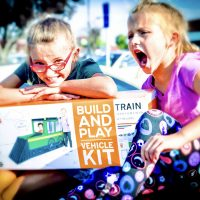 Make Playtime Last Forever With Antsy Pants Build & Play™ Vehicle Kits and the Build & Play™