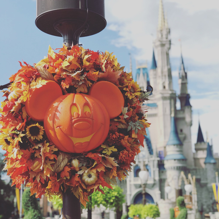 notsoscary halloween party magic kingdom walt disney world