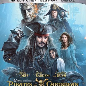 Celebrate Talk Like A Pirate Day And Bring Home Pirates Of The Caribbean: Dean Men Tell No Tales September 19 On Digital in HD and 4K Ultra HD™