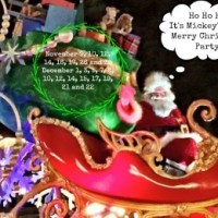 It's The Most Wonderful Time Of The Year-It's Mickey's Very Merry Christmas Party At The Magic Kingdom At Walt Disney World
