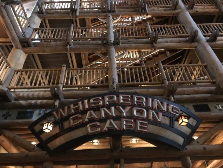 Backstage Magic Tour Walt Disney World Adventures By Disney #BackstageMagic Whispering Canyon Wilderness Lodge
