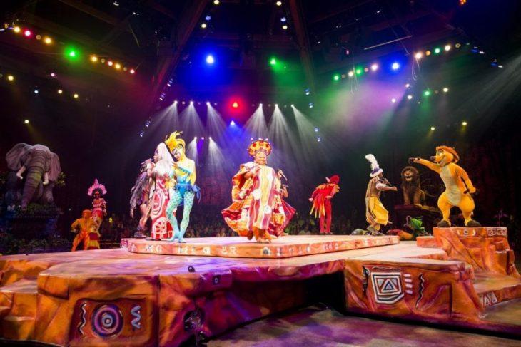 Festival of the Lion King Disney's Animal Kingdom Walt Disney World