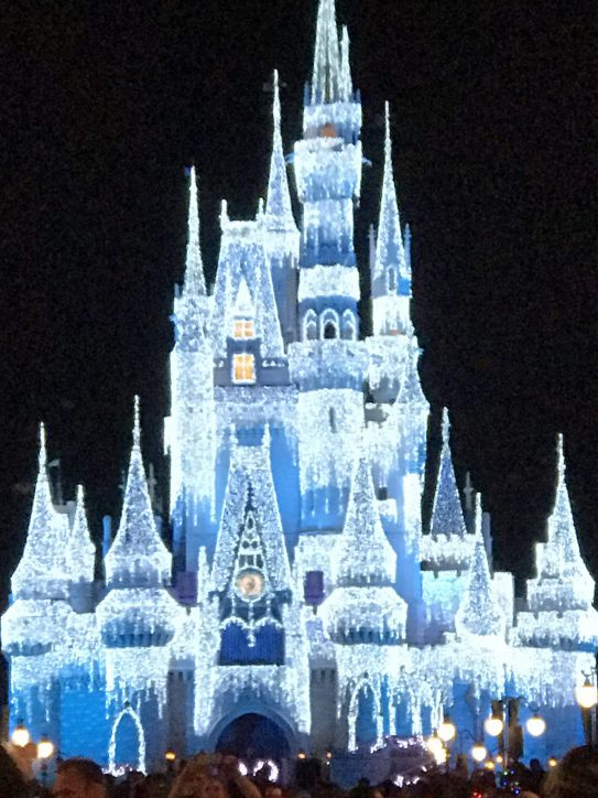 Mickey's Very Merry Christmas Party Magic Kingdom Walt Disney World -26