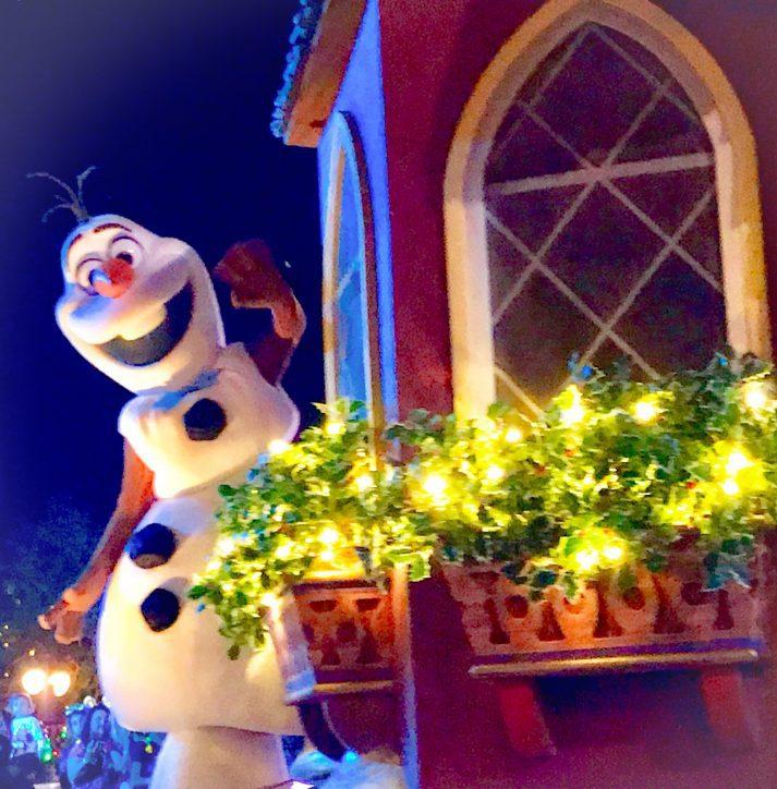 Mickey's Very Merry Christmas Party Magic Kingdom Walt Disney World -32