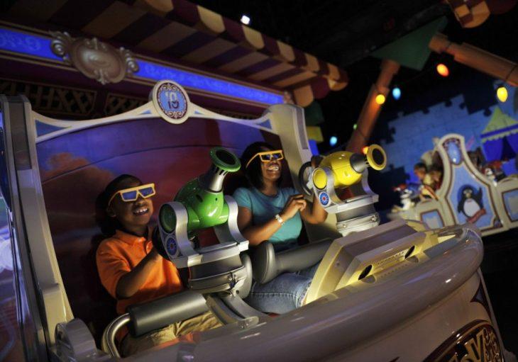 Pixar Disneyland