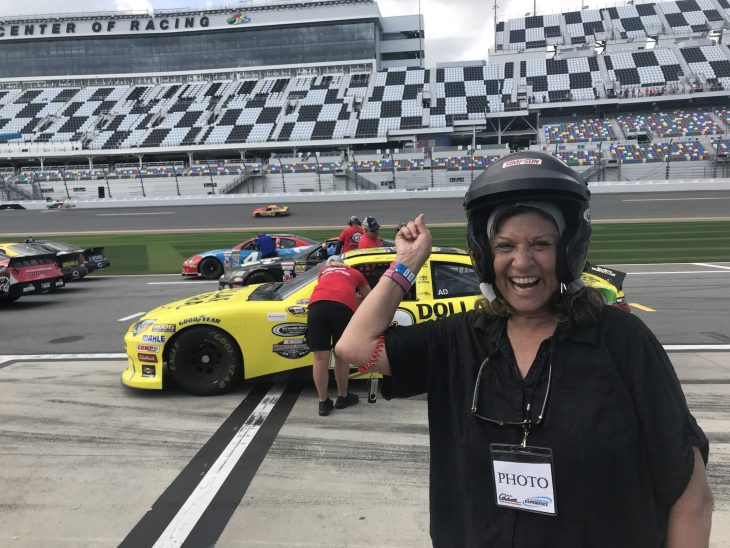 Richard Petty Driving Experience Daytona International Speedway #TripAdvisor @TripAdvisor