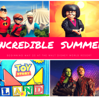 May 25 An INCREDIBLE Summer Kicks Off At The Walt Disney World Resort
