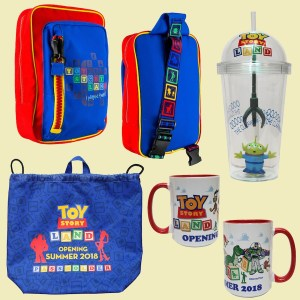 Just Take All Of My Money! Check Out The New Merchandise For Toy Story Land