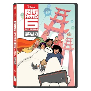 Get Ready to Bring Home BIG HERO 6 THE SERIES – BACK IN ACTION!
