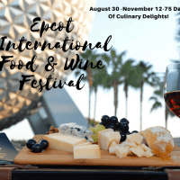 It's A Culinary Extravaganza When The Epcot International Food & Wine Festival Returns On August 30 For 75 Days Of Culinary Delights