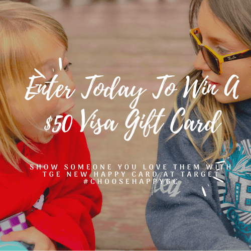 Make Someone Smile With The Happy Card + Enter Today To