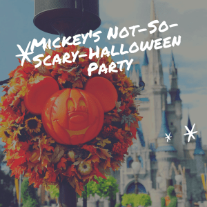 Here's Everything You Need To Know For Mickey's Not-So-Scary-Halloween Party Begins August 17