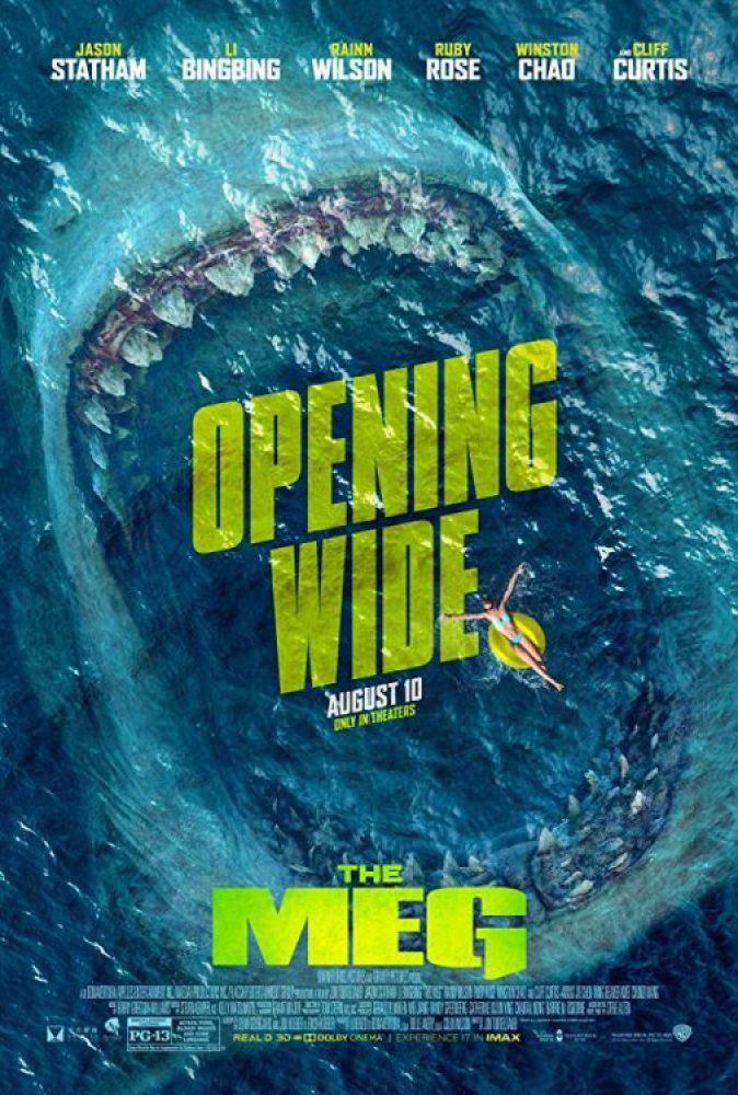 The Meg Shark Week