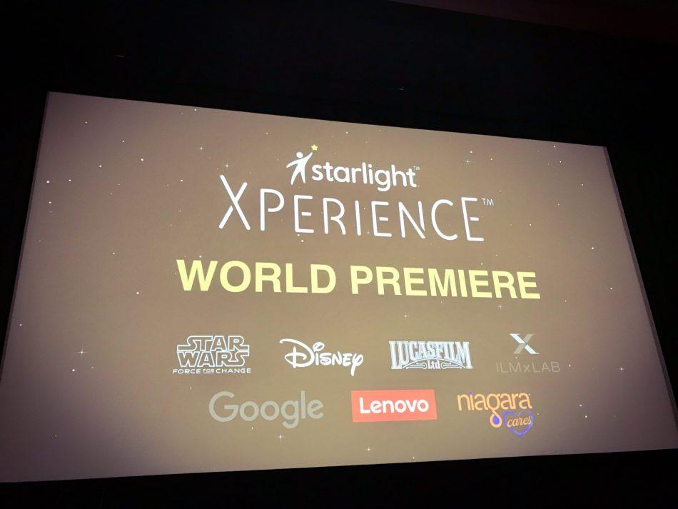 Starlight Xperience Starlight Children's Foundation