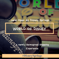 Now Open – The Newly Reimagined World Of Disney At Disney Springs At Walt Disney World  #DisneySprings