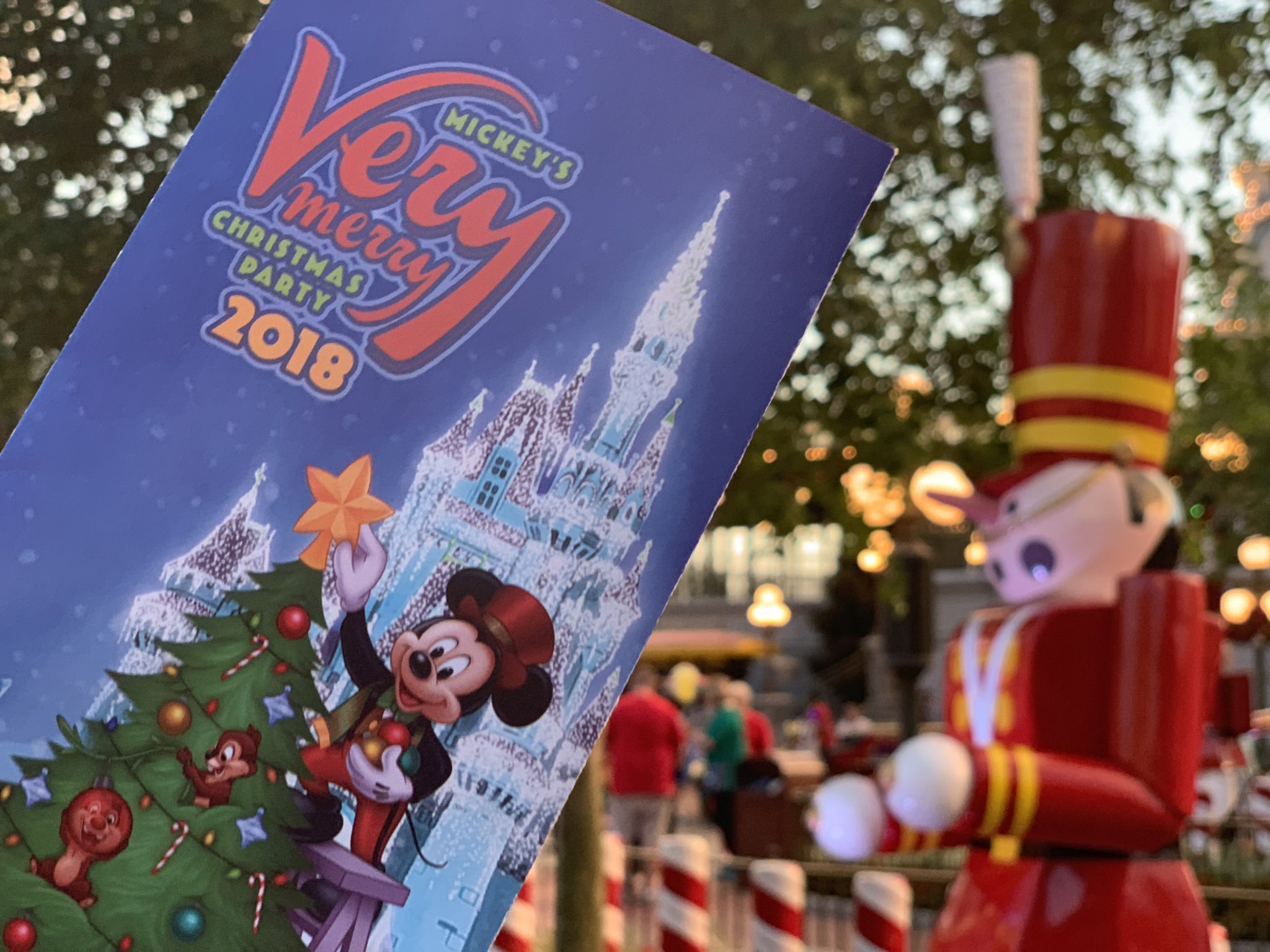 Mickey Christmas Party.The Complete Insider S Guide To Mickey S Very Merry