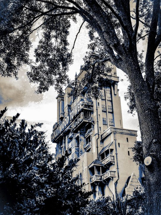 Tower of Terror Disney's Hollywood Studios Disney After Hours #DisneyAfterHours
