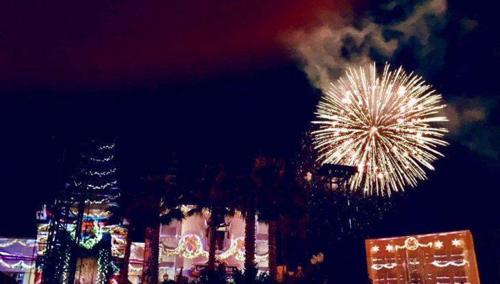 Fireworks Disney's Hollywood Studios Disney After Hours #DisneyAfterHours