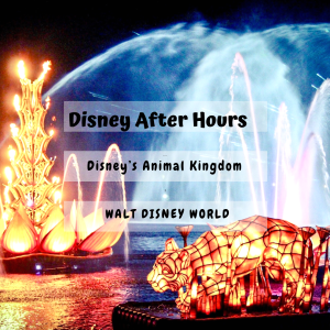 An Exclusive Insider's Guide To Disney After Hours At Disney's Animal Kingdom #DisneyAfterHours