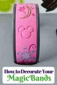Decorating MagicBands with Disney Tattoos | Disney Insider ...
