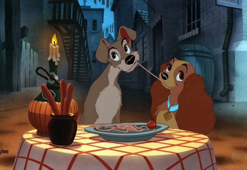 lady_and_the_tramp_disney_production_CEL_30