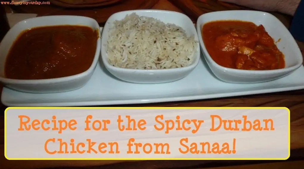 spicy durban chicken