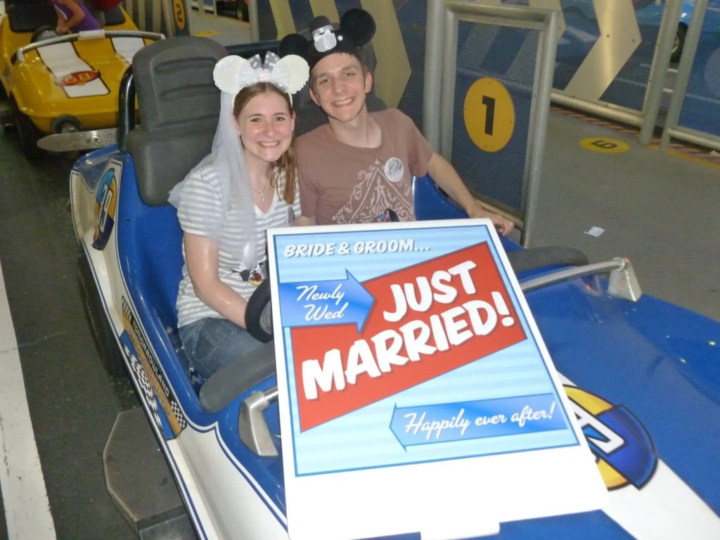 throwback Thursday - Disney in your Day - Disney honeymoon