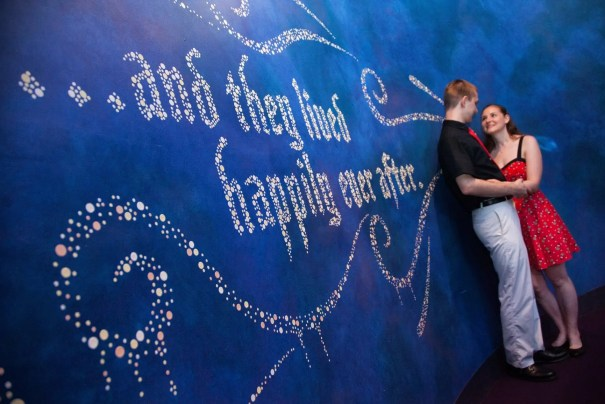 anniversary photo shoot at Disneyland - Disney in your Day