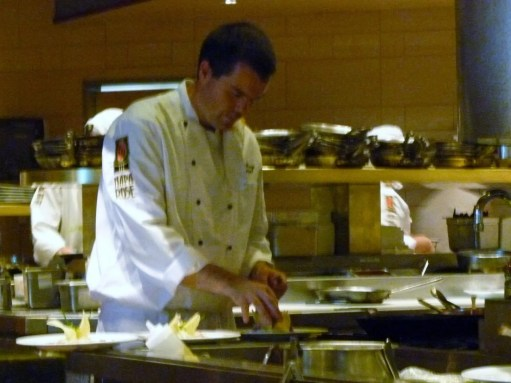 Chef's Counter at Napa Rose - Disney in your Day