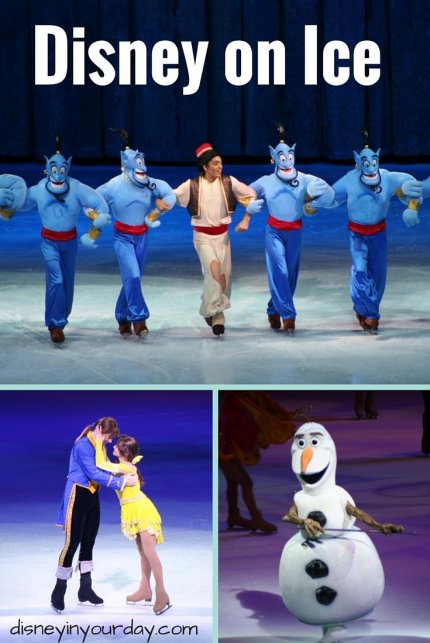Disney on Ice: 100 Years of Magic - Disney in your Day
