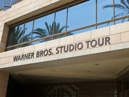 Warner Brothers Studio tour - Disney in your Day