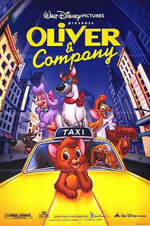 Oliver and Company - Disney in your Day