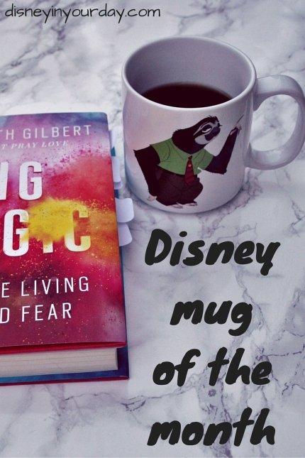 Disney mug of the month