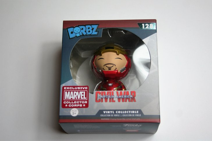 Marvel subscription box - Disney in your Day