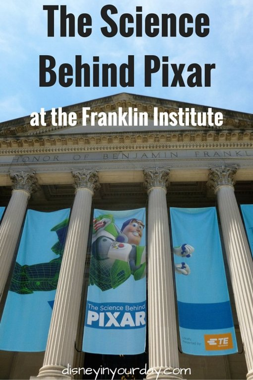 The Science Behind Pixar - Disney in your Day
