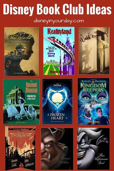 Disney Book Club - Disney in your Day