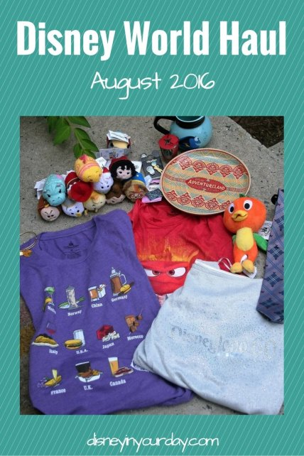 Disney World Haul (1)