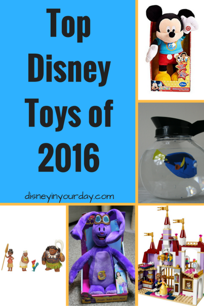 Disney toys of 2016 - Disney in your Day