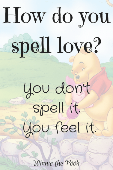 Disney Love Quotes Disney In Your Day