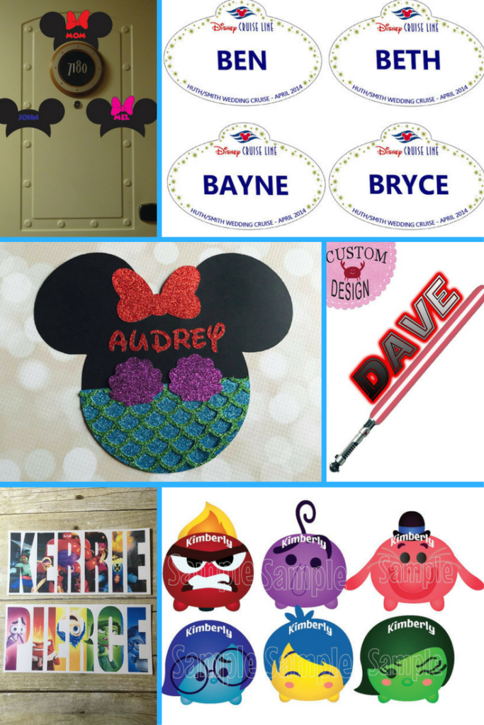 Decorating your stateroom door on a Disney Cruise