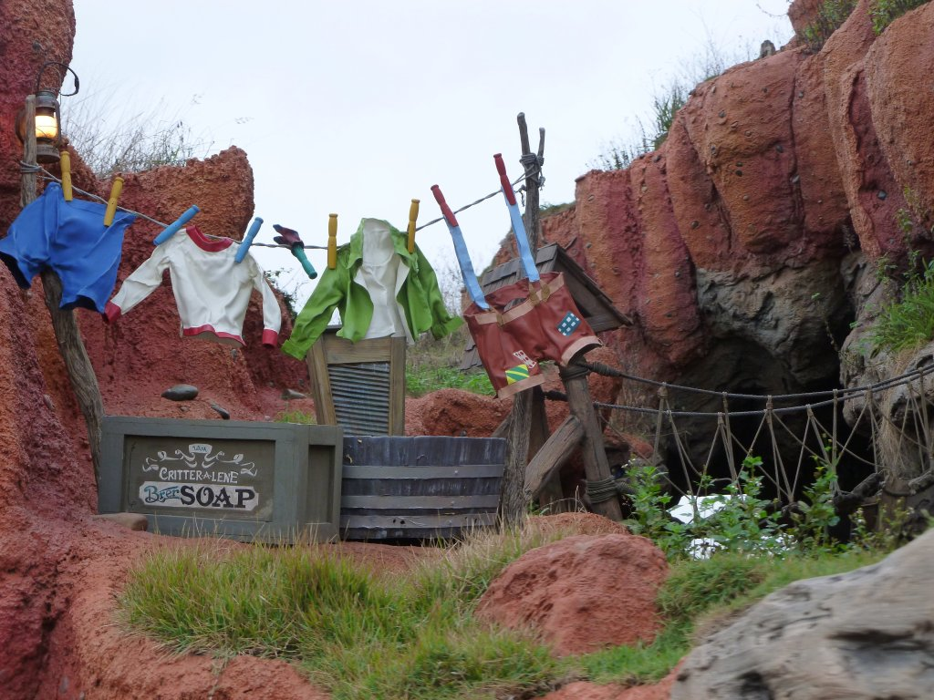 10 things you may not know about Splash Mountain