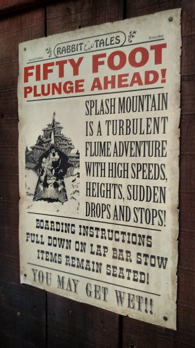 things you may not know about Splash Mountain - Disney in your Day