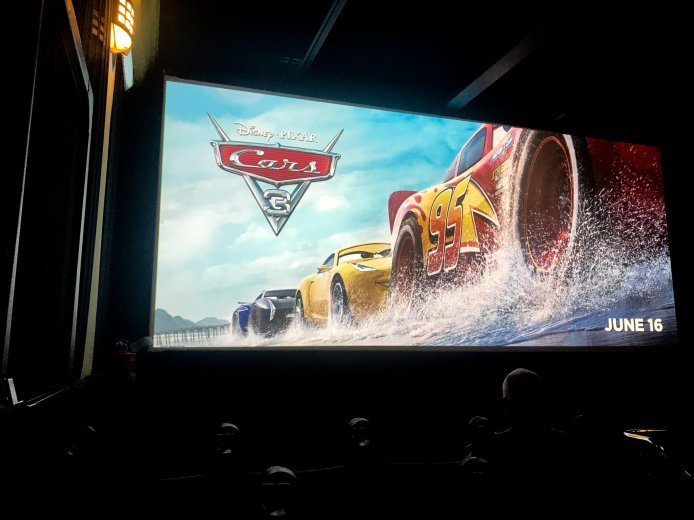Cars 3 Road to the Races - Disney in your Day