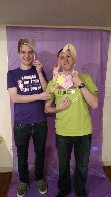 Tangled themed birthday party - Disney in your Day
