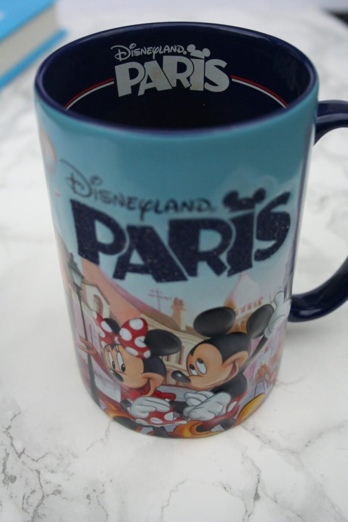 Disney mug of the month: Disneyland Paris