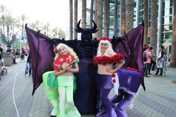 Cosplay at the D23 Expo - Disney in your Day