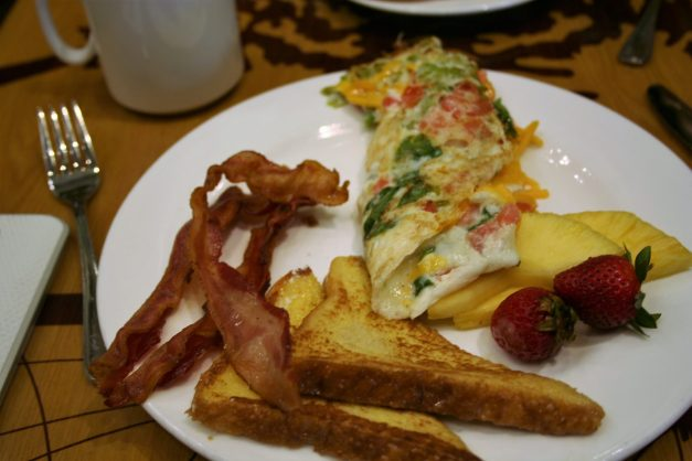 Storyteller Cafe breakfast - Disney in your Day