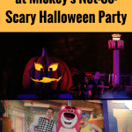 Top 10 things for adults at Mickey's Not So Scary Halloween Party