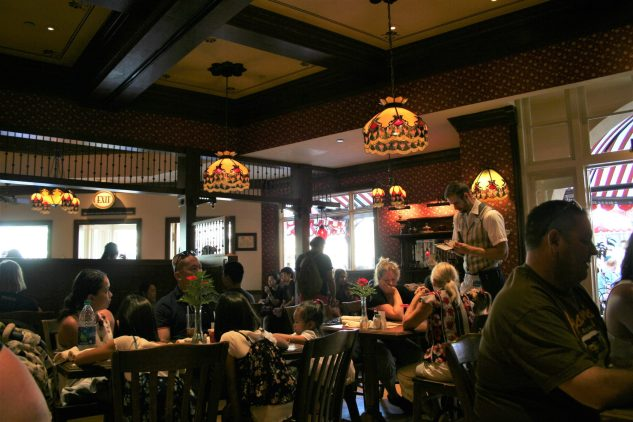 Carnation Cafe - Disney in your Day